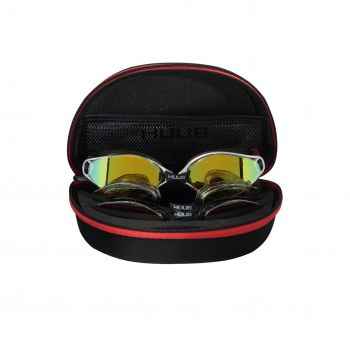 HUUB Altair Schwimmbrille - austauschbare Gläser + stärken Gläser