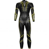 HUUB Varman limited Edition Triathlon Neoprenanzug Herren + TT Bag Flou
