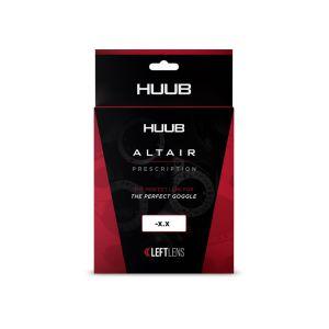 HUUB Altair Schwimmbrillen-Gläser- Links