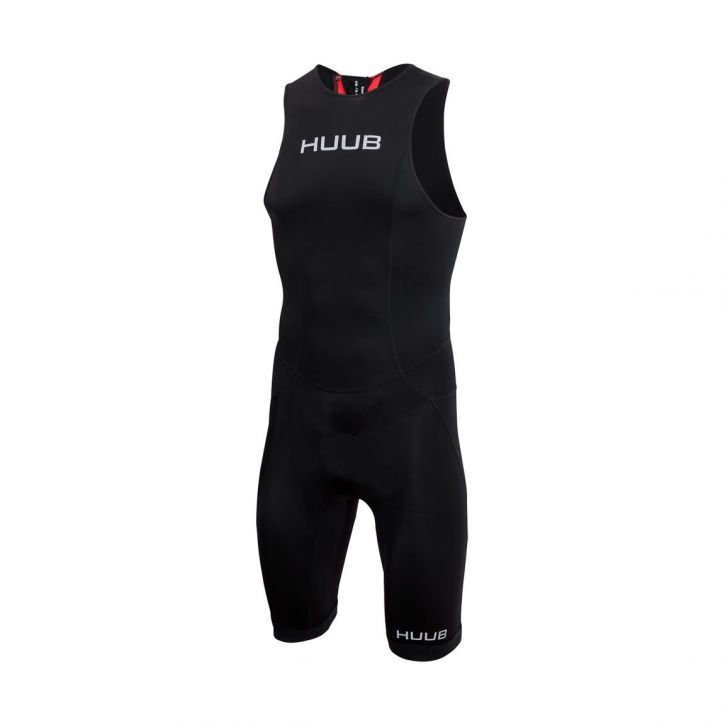 HUUB Essential Tri Suit Herren - Rear Zip